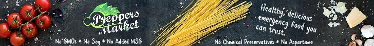 Preppers Market LB pasta