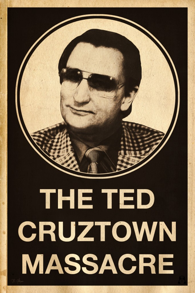 Ted Cruz Jim Jones SM Gibson
