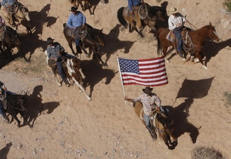 bundy ranch cowboys